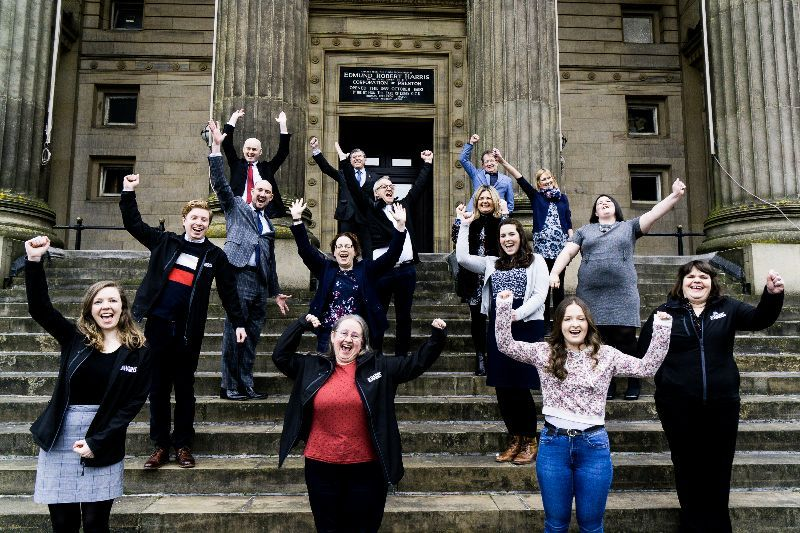 The Harris secures Lottery Funding to continue their #HarrisYourPlace project