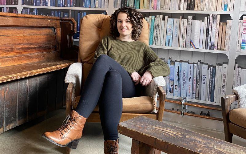 IWD2020: Creative Women Profile - Rachel Simpson