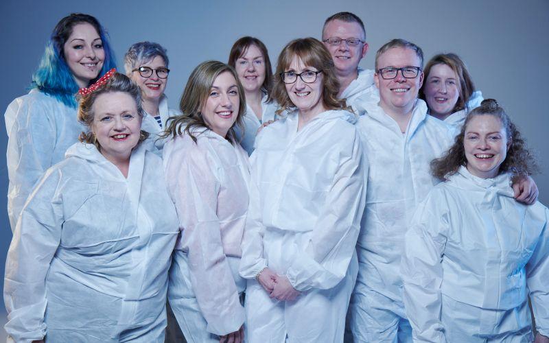 LeftCoast create ITV Ident