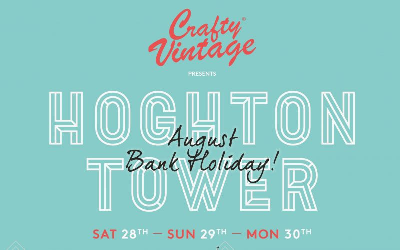Crafty Vintage Announce August Family Festival