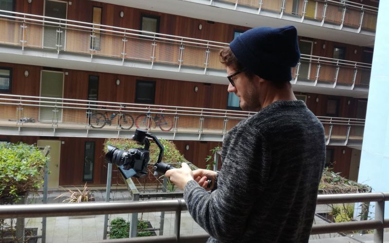 Creatives In Residence #10: Scott Bradley - Northern Heart Films