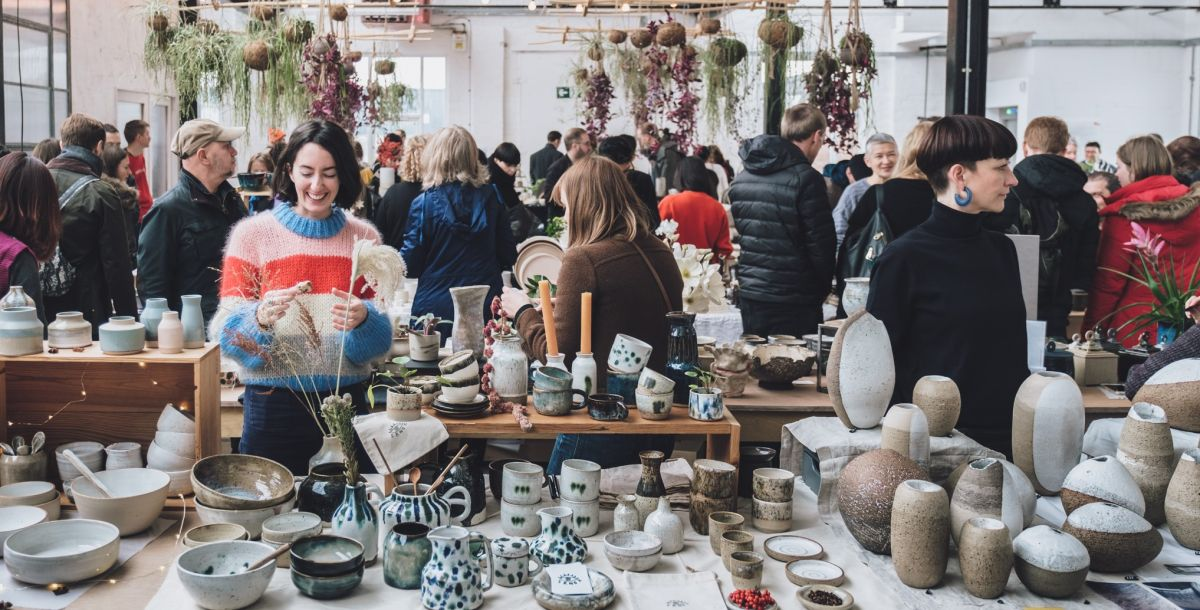 Crafts Council: The Market for Craft Report