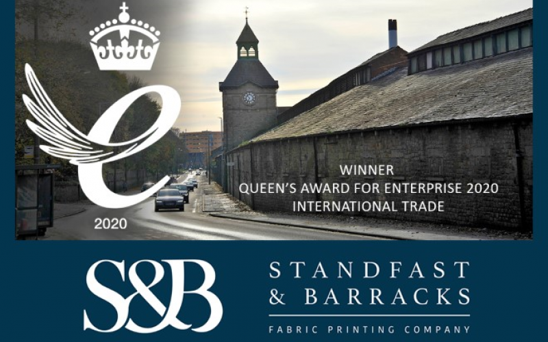 Standfast & Barracks awarded with Queen's Award