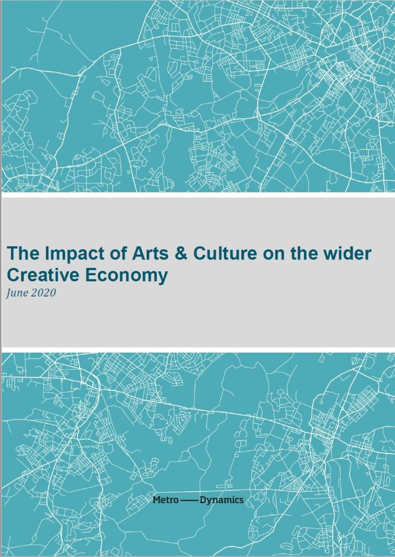 Arts Council: The Impact of Arts and Culture on the Wider Creative Economy