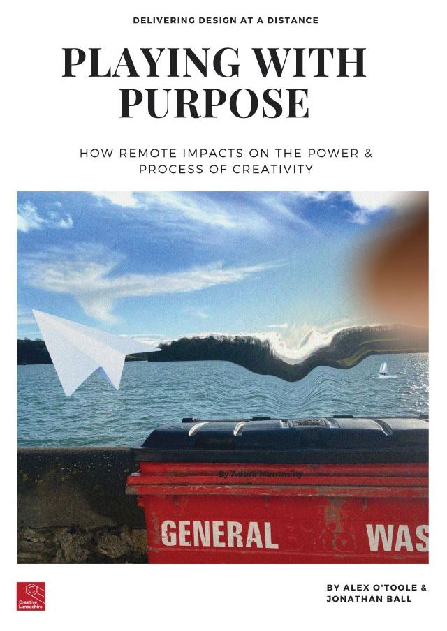 Delivering Design at a Distance #01: PLAYING WITH PURPOSE (10 May 2021)