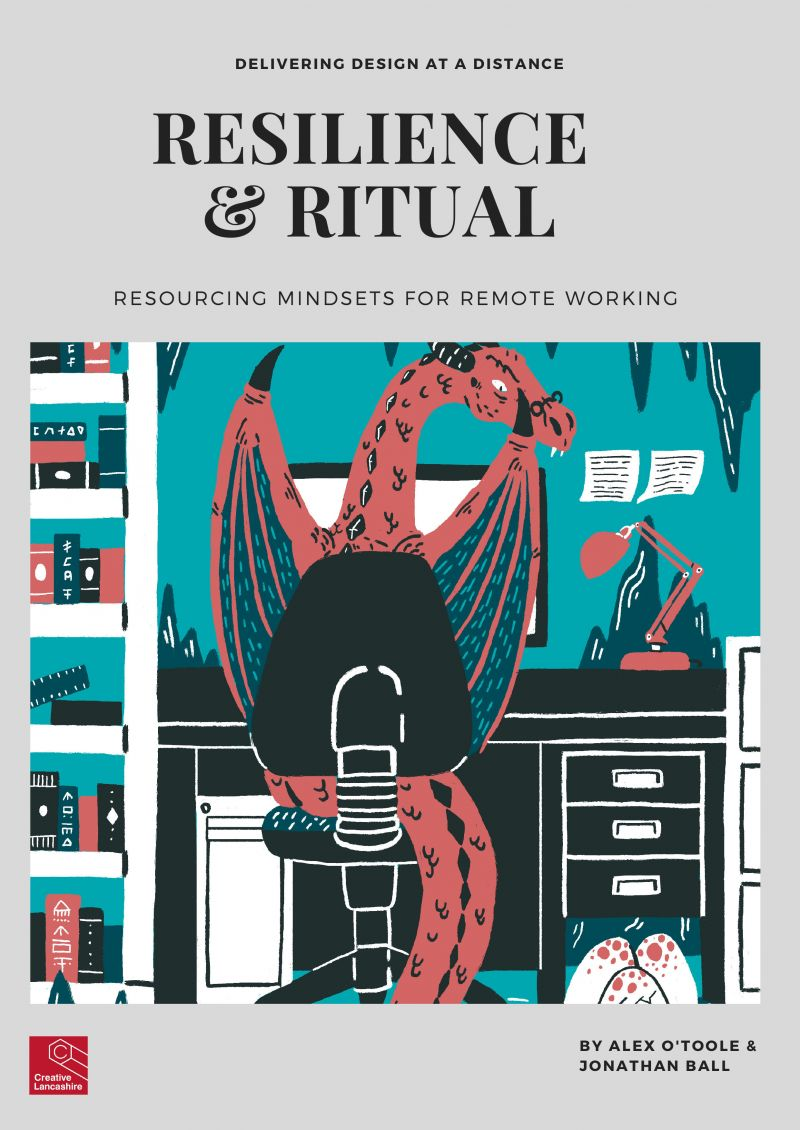Delivering Design at a Distance #02: RESILIENCE & RITUAL - Mindsets for remote working (27 May 2021)