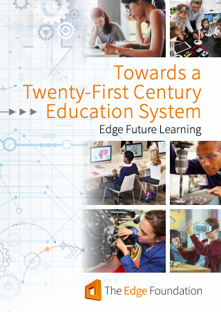 Edge Report 2018 - Towards A 21st Century Education System  (Creative/Skills)